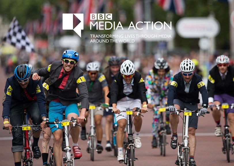 bbc media action team