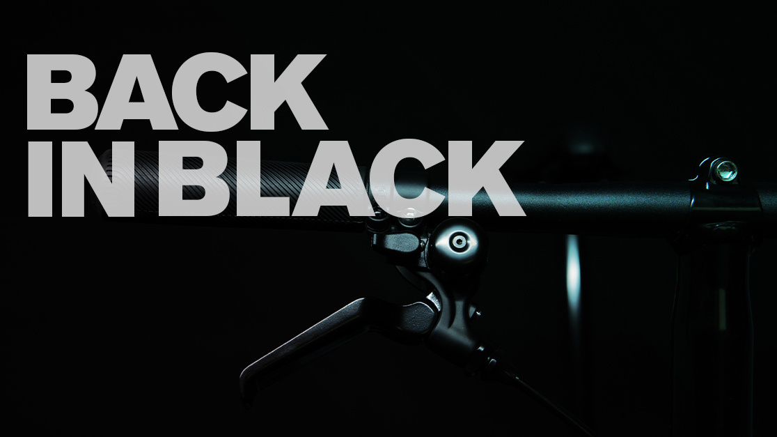 Vélo pliant Brompton Black Edition