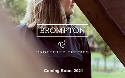 Brompton Bicycle x Protected Species collaboration, Rebecca McElligott