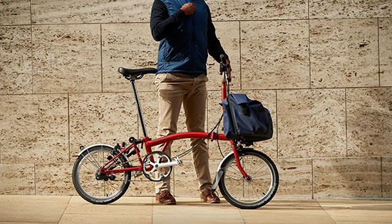 Brompton Bicycle Help Me Choose