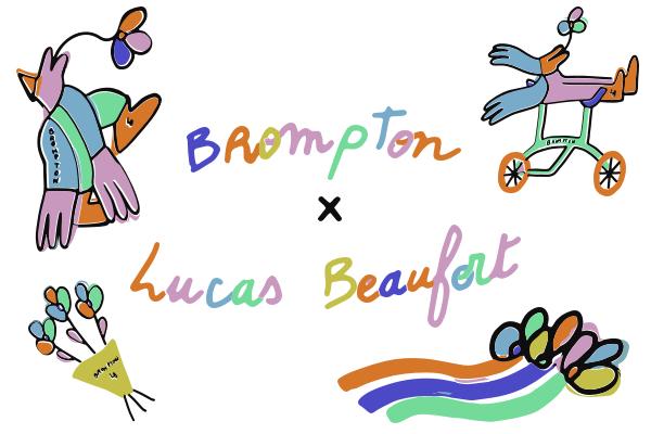 Paris x Lucas Beaufort